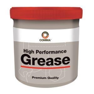 High Performance Bearing Grease - 500g BG2500G COMMA