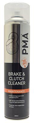 Brake and Clutch Cleaner Aerosol 600ml BRCL PMA