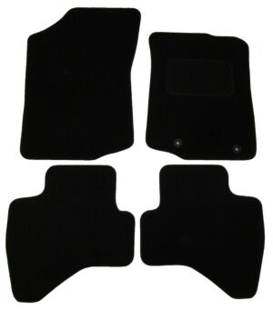 Car Mat for Citroen C1 2 Clips 2014> Pattern 3418 POLCO EQUIP IT CT34