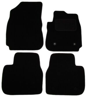 Car Mat for Citroen Cactus 2 Clips 2014> Pattern 3450 POLCO EQUIP IT CT35