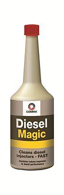 Diesel Magic Additive - 400ml DIM400M COMMA