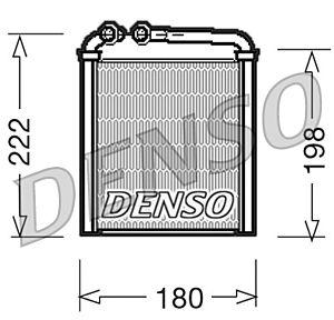 Denso DRR32005 Heater Core