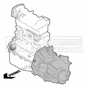 Engine Mounting FEM3021 by First Line