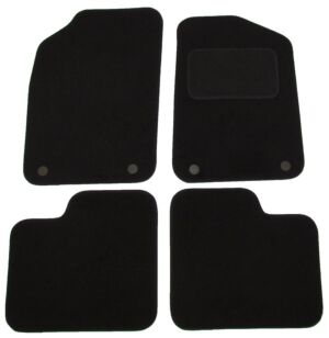 Car Mat for Fiat 500 2012 Onwards Twin fixings Pattern 3027 POLCO EQUIP IT FT26