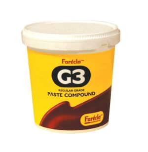 G3 Rubbing Compound - Regular - 1kg G31000/12 FARECLA TRADE