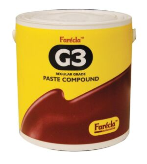 G3 Rubbing Compound - Regular - 3kg G3-3000/4 FARECLA TRADE