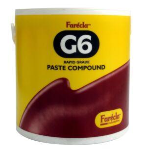 G6 Paste Compound - Rapid - 3kg G6-3000/4 FARECLA TRADE