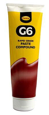 G6 Paste Compound - Rapid - 400g G6-400/12 FARECLA TRADE