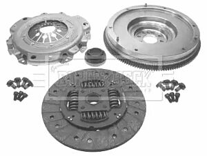 Clutch Conversion Kit HKF1007 by Borg & Beck