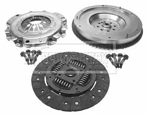 Clutch Conversion Kit HKF1009 by Borg & Beck