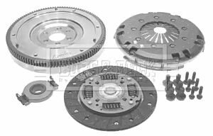 Clutch Conversion Kit HKF1015 by Borg & Beck