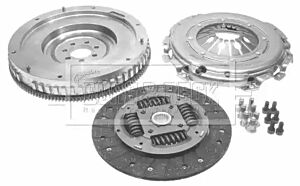 Clutch Conversion Kit HKF1021 by Borg & Beck