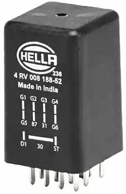 Electronics control unit 4RV008188-521 by Hella