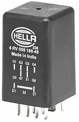 Electronics control unit 4RV008188-491 by Hella
