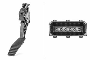 Accelerator Pedal Sensor 6PV009765-741 by Hella