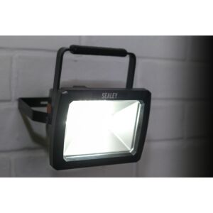Sealey LED084 | Rechargeable Portable Floodlight 10W SMD LED