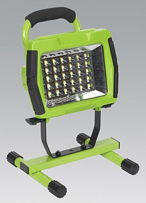 Sealey LED109C | Rechargeable Portable Floodlight 30SMD LED Lithium-ion