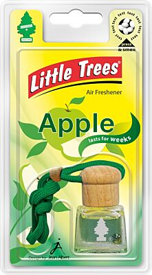 Apple - Bottle Air Freshener LITTLE TREES LTB001