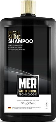 High Shine Car Shampoo - 1 Litre MASSH1 MER AST