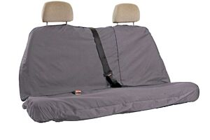 Car Seat Cover Multi Fit - Rear - Large - Grey TOWN & COUNTRY MFRLGRY