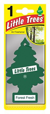 Forest Fresh - 2D Air Freshener LITTLE TREES MTO0003