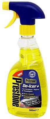 De-Icer Trigger Spray - 500ml PDEI0101A PRESTONE