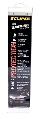 Paint Protection Film - Transparent - CASTLE PROMOTIONS- PF1