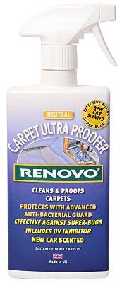 Carpet Ultra Proofer - Trigger - 400ml RCCU1146 RENOVO