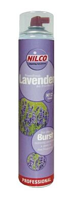 Lavender - Power Fresh - 750ml Air Freshener Spray NILCO SVTN750LA