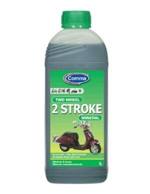 2 Stroke - Mineral - Mineral - 1 Litre TST1L COMMA