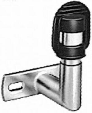 Base Worklight Holder Rotating Beacon 8HG006294-021 by Hella