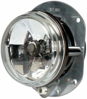 Ff-H7 Fog Light 24V 1N0008582-011 by Hella Left/Right