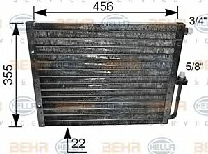 Air Conditioning 8FC351039-011 by BEHR
