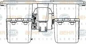 Air Conditioning 8EW351044-631 by BEHR