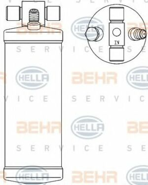 Air Conditioning 8FT351192-551 by BEHR
