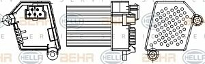 Air Conditioning Regulator 5HL351311-521 by BEHR