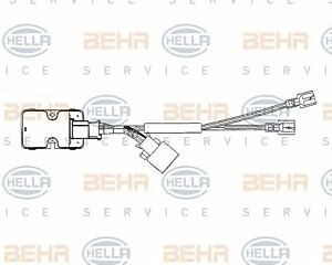 Air Conditioning Regulator 5HL351321-021 by BEHR