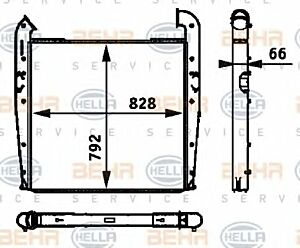 Air Conditioning 8ML376724-041 by BEHR