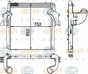 Air Conditioning 8ML376724-061 by BEHR