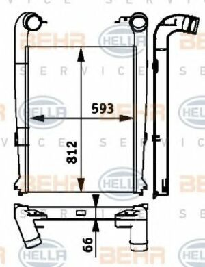 Air Conditioning 8ML376724-241 by BEHR