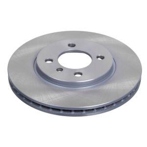 Brake Disc 04059 by Febi Bilstein Front Axle Genuine OE - 1 Pair