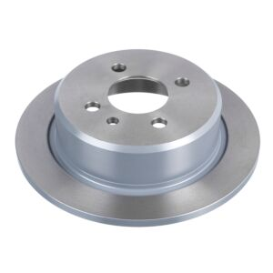 Brake Disc 04091 by Febi Bilstein Rear Axle Genuine OE - 1 Pair