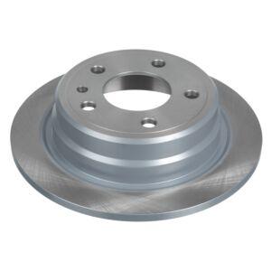 Brake Disc 04092 by Febi Bilstein Rear Axle Genuine OE - 1 Pair