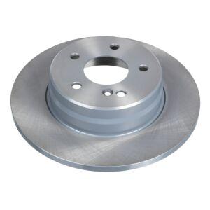 Brake Disc 04628 by Febi Bilstein Rear Axle Genuine OE - 1 Pair