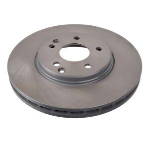Brake Disc 04630 by Febi Bilstein Front Axle Genuine OE - 1 Pair