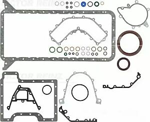 Crank case Gasket Set with crankshaft seal 08-31828-03 by Victor Reinz