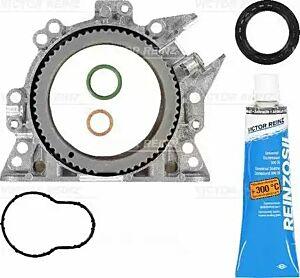 Crank case Gasket Set with crankshaft seal 08-40846-01 by Victor Reinz