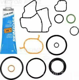 Crank case Gasket Set with crankshaft seal 08-40848-02 by Victor Reinz