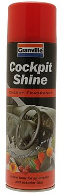 Cockpit Shine - Cherry Fragrance - 500ml 0891 GRANVILLE