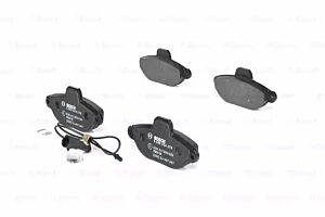 Bosch 0986424379 BP190 Brake Pad Set Disc Brake Front Axle